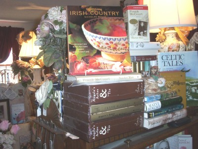 A Collection of Books on Ireland