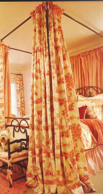 Fabrics Set the Mood