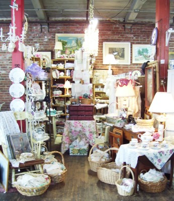 Our New Satellite Shop, Lavender Path Antiques II