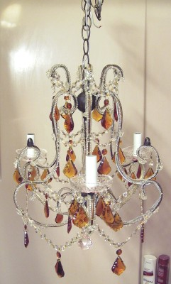 Antique Old Chandelier - Home  Garden - Compare Prices, Reviews